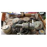 Thor Silver Line Sander With Attachments