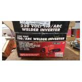 220v Tig Arc Welder Inverter In Box