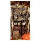 Diehl Industrial Floor Fan