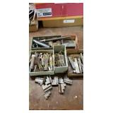 Lot Of Assorted Metal Lathe Cutters