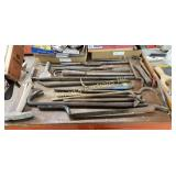 Lot Of Assorted  Metal Tools