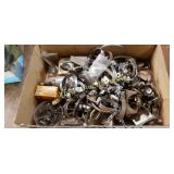 Lot Of Assorted Hose Clamps