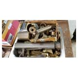Lot Of Brass Scrap Approximate 80 Pounds