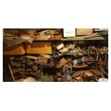 Large Assorted Wood Lot