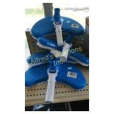 Pentair pool brush pads with vacuum outlet sold