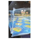 Solar sun rings sold by the piece