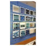 Ceramic Tile Sample Assortment Sold In A Lot,