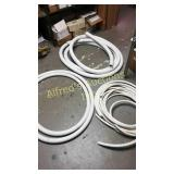 Hard hose lot 2 in one and a half inch