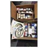 Two Boxes Of Seals And Gaskets Sold Together In A