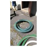 Hard hose suction line