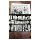 Set screws and Richco quick clamps