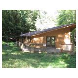 GORGEOUS MOUNTAIN ACREAGE WITH A CREEK AND BORDERS CHEROKEE NATIONAL FOREST