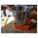 Stainless Steel Metal Pot