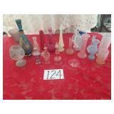 Miscellaneous Vases & Perfume Bottles
