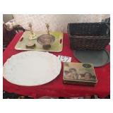 Platter, Trays, Basket, etc