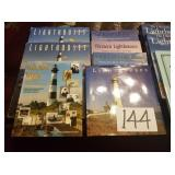 Lighthouse and Dare County Interest Books