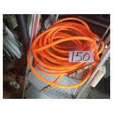 """3/8 """" Air Hose with Chuck & Quick Coupler"""