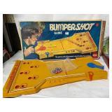 Vintage bumper shot game