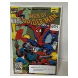 Marvel Spiderman comic book first appearance of