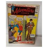 Old DC Supergirl comic book