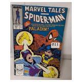 Marvel Spiderman comic book