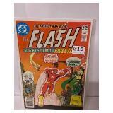 DC flash comic book