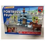 Fortress feud unopened building blocks set