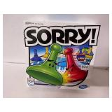 Sorry game appears to be unused