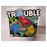 Trouble game appears to be unused
