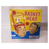 Basket head game appears to be unused