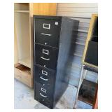 Four drawer file cabinet-42