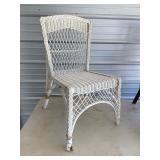 White chair  -26