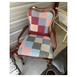 Rolling antique chair -25- looking for your