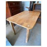 wood table  -55