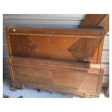 double/full head and footboard   -55
