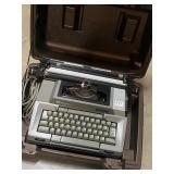 Smith-Corona typewriter- untested