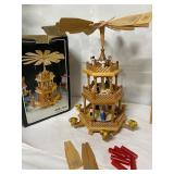 House of Lloyd Windmill Carousel-  appears to be