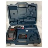 Bosch charger, battery and case