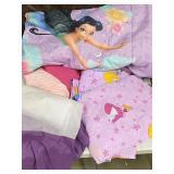 Misc little girl bedding