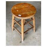 cute old stool   #52