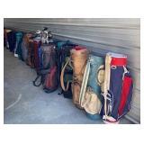 Golf bag collection-