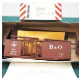 B&O 293432 Box Car McKean HO Kit