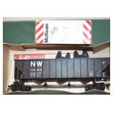 N&W 118912 H-16 Coal Hopper McKean HO Kit