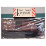 Milwaukee 29486 Box Car McKean HO Kit.