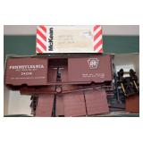 Pennsylvania 24258 40ft PS-1 Box Car McKean HO Kit