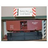 Nickel Plate Road 20230 40ft Box Car McKean HO Kit