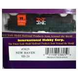 New Haven 1214 SD24 Diesel Powered IHC 3825 HO