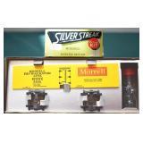Morrel MORX 9204 Meat Reefer Silver Streak HO Kit