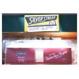 Frisco SL-SF 126053 126053 Box Car Silver Streak H