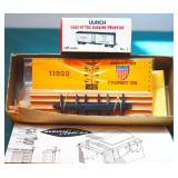 American Transit  11990 Reefer Ulrich HO Kit
